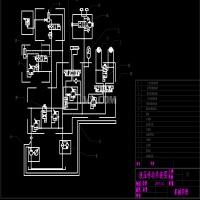 电动剪力车液压系统设计