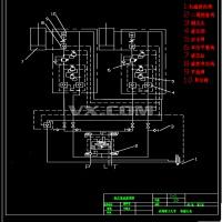 412412412412渣罐倾翻车液压系统设计