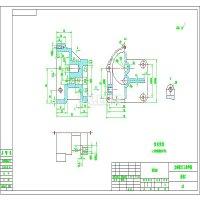 泵体(1)零件的工艺设计及夹具设计