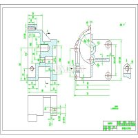 泵体零件机械加工工艺及夹具设计