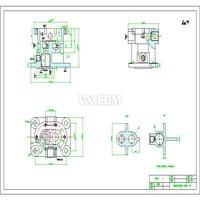 齿轮泵体(Ⅱ)机械加工工艺及专用夹具设计