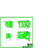 MG132320-W型采煤左牵引部机壳的加工工艺规程及数控编程
