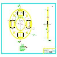 汽车螺旋弹簧离合器的设计