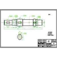 某型自动垂直提升仓储系统方案论证及关键零部件的设计