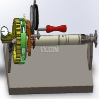齿轮轴检测仪