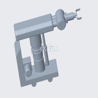 R175型柴油机机体加工自动线上用多功能液压机械手设计【全套含有CAD图纸三维建模】