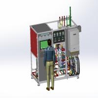 燃气采暖热水炉自动检测系统