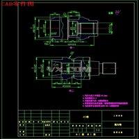 配合轴零件加工及工装设计【配合轴零件的数控加工工艺及编程仿真包含UG三维2张CAD图纸】
