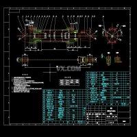 C25WE100/56-350MIA液压缸 全套加工图纸