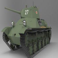 坦克T-50(1941)
