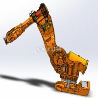 ABB工业机器人irb6640(有内部结构)