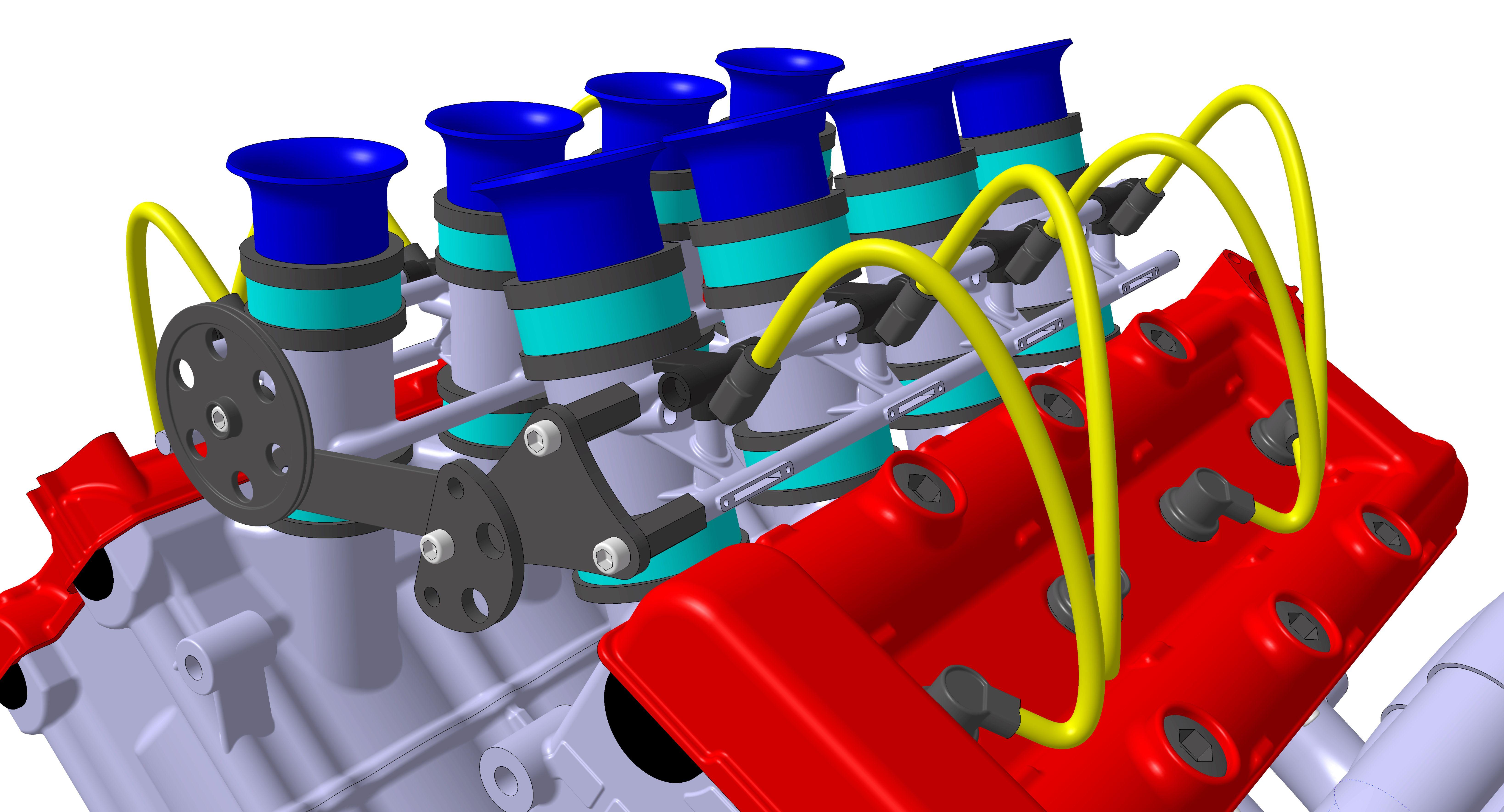 h1v8柴油发动机 (6552x3538)-v8发动机