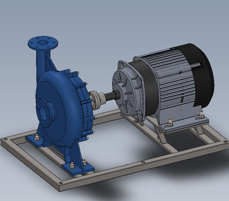 屏蔽水泵电机接线图