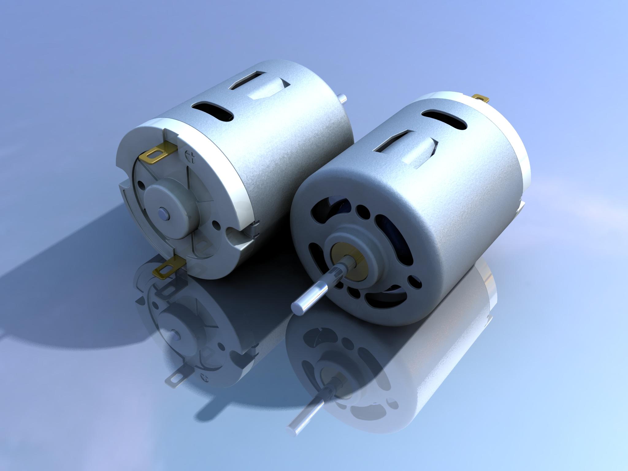 直流电动机的启动方式图片