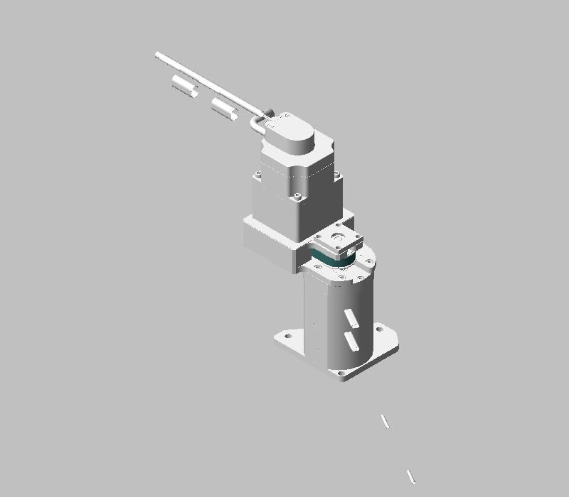 机械动物3d模型