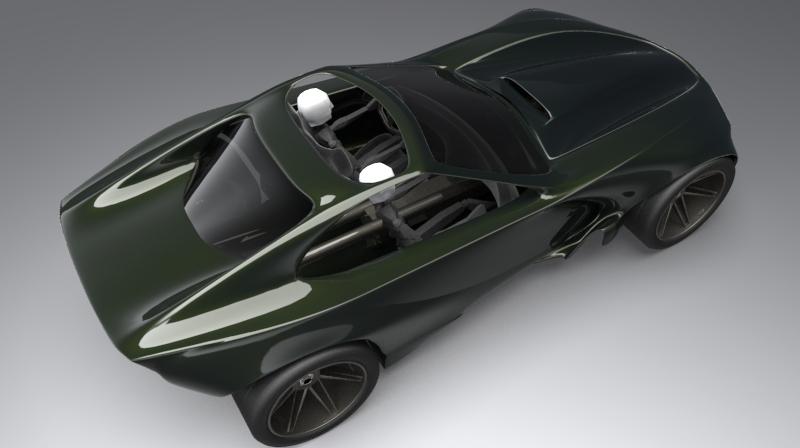超级越野车-3dmax_3dsmax_交通工具_3d模型_图纸下载