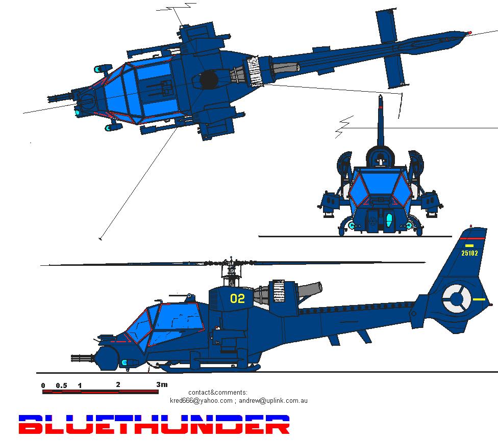 直升飞机_solidworks_军用器械