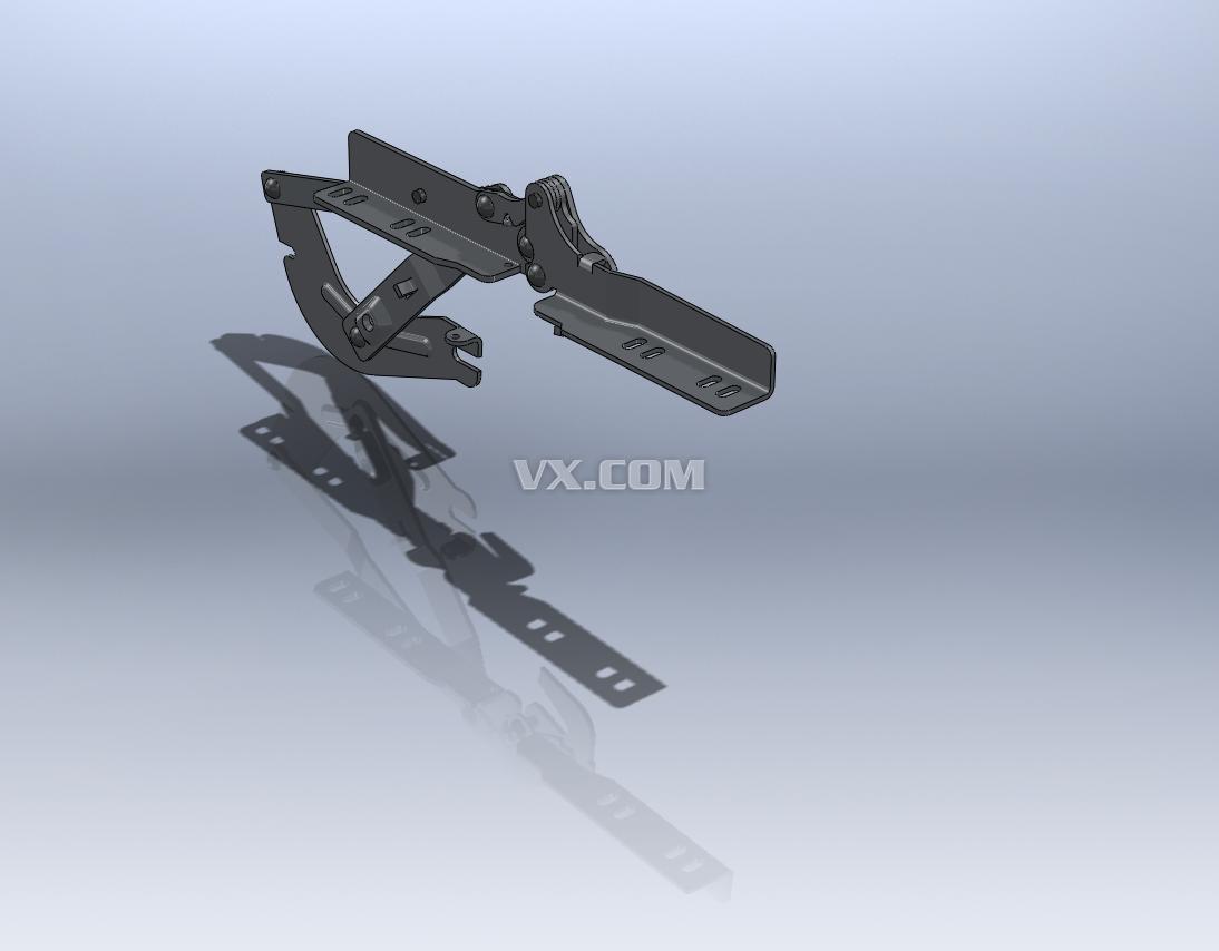 傳動機械_SolidWorks_機械設備_3D模型_圖紙下載_微小網