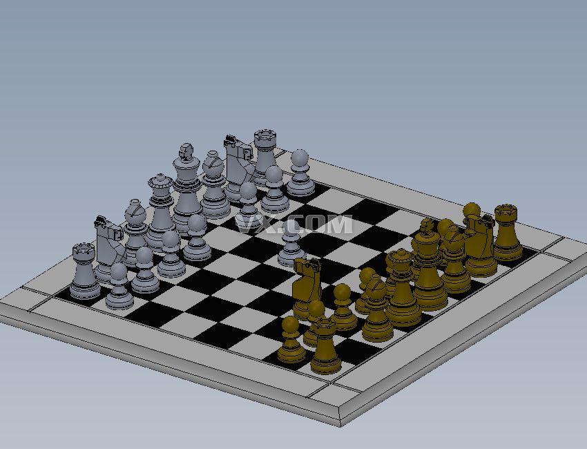 国际象棋棋盘