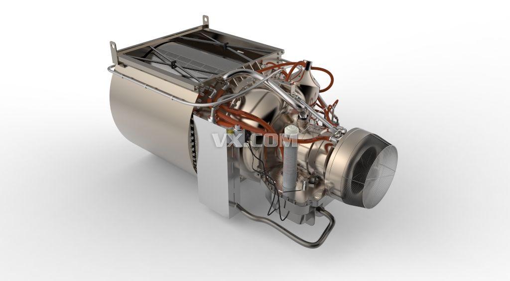 agt1500燃气轮机
