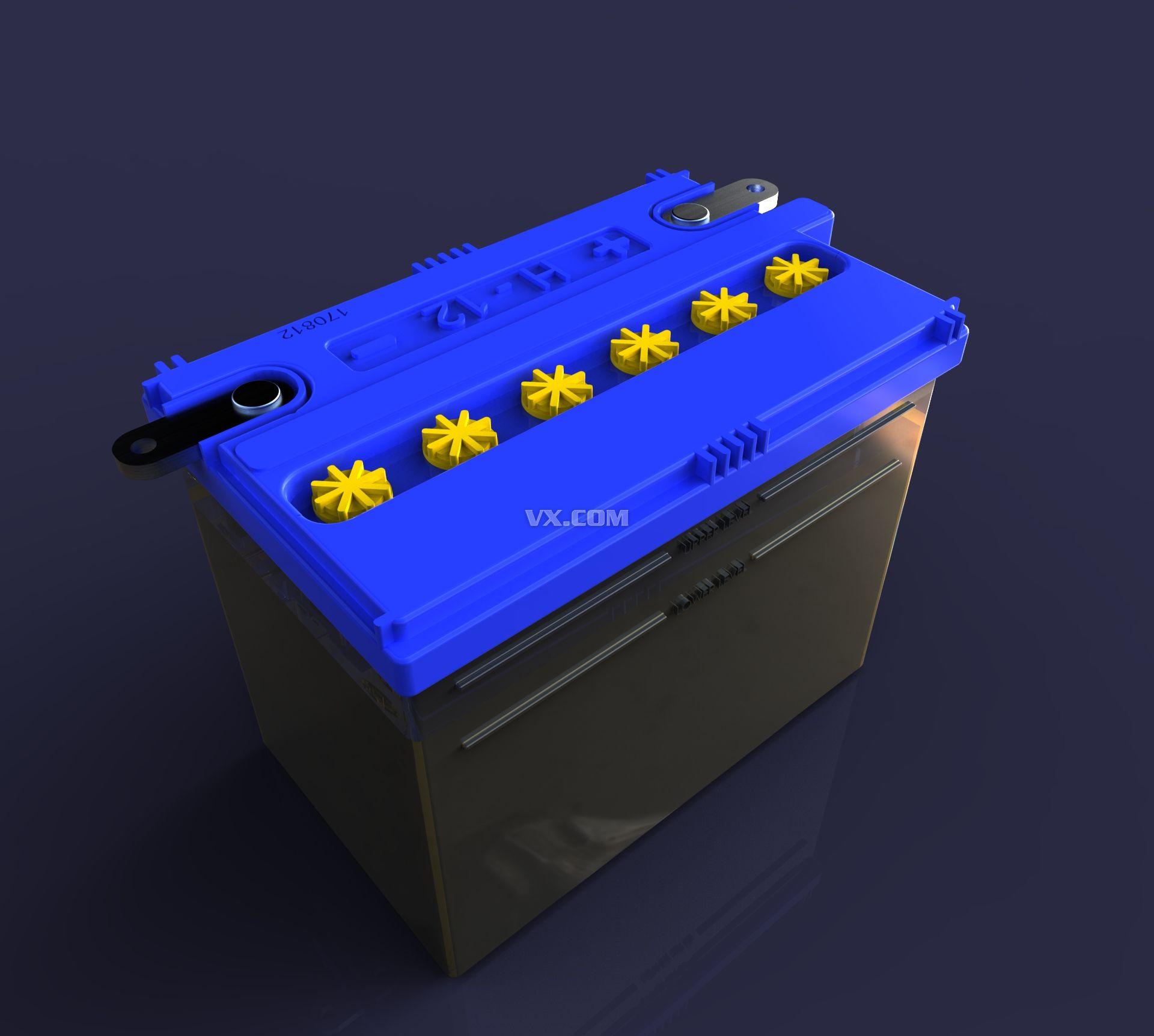 摩托车蓄电池