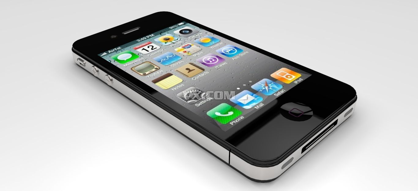 iphone 4s_solidworks
