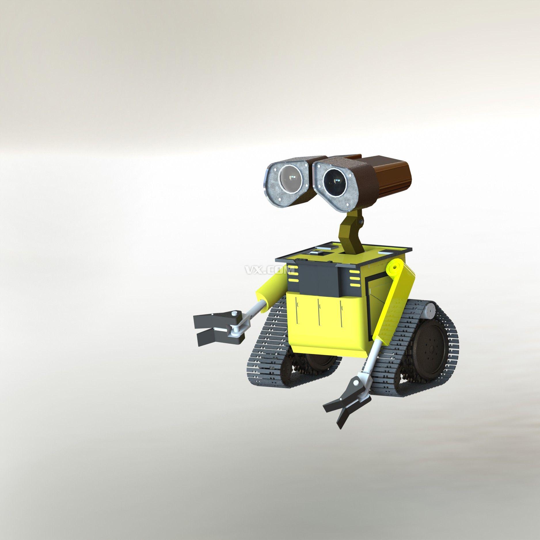 机器人瓦力